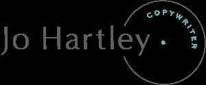 Jo Hartley copywriting Newcastle